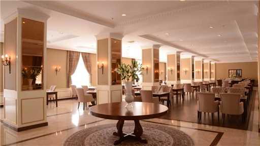 Lotte City Tashkent Palace Restaurant