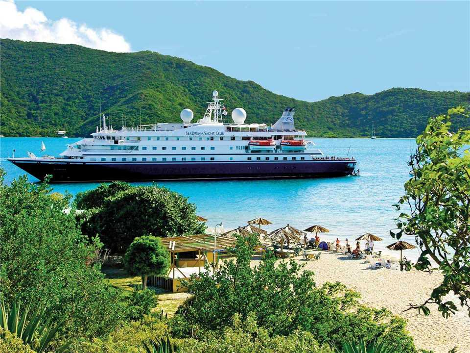 SeaDream I SeaDream Yacht Club Außenansicht
