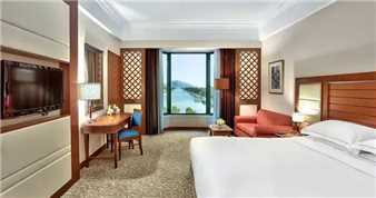 Hilton Mandalay Doppelzimmer
