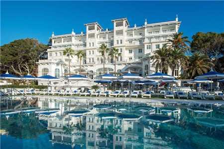 Gran Hotel Miramar Pool