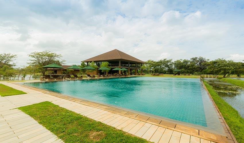 Water Garden Sigiriya Pool