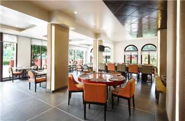 Taj Ganges Varanasi Restaurant