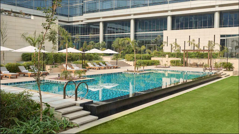 Andaz by Hyatt Pool