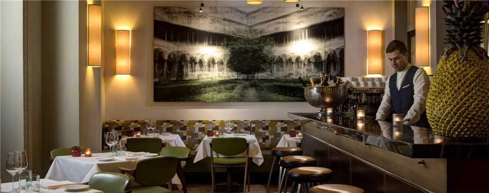 Rocco Forte Savoy Bar