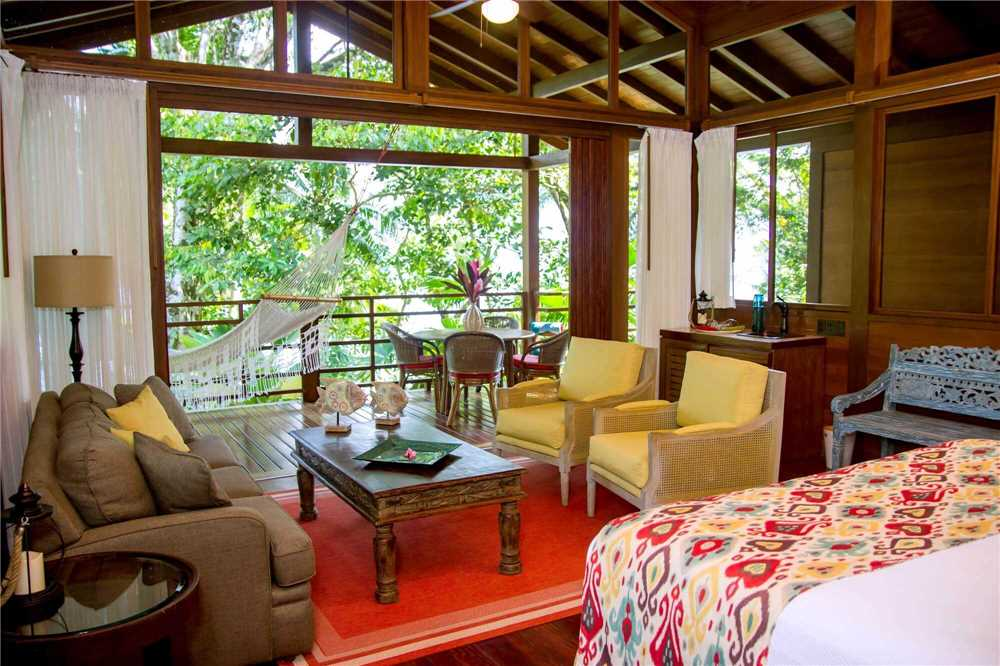 Playa Cativo Lodge Premium Plus Doppelzimmer