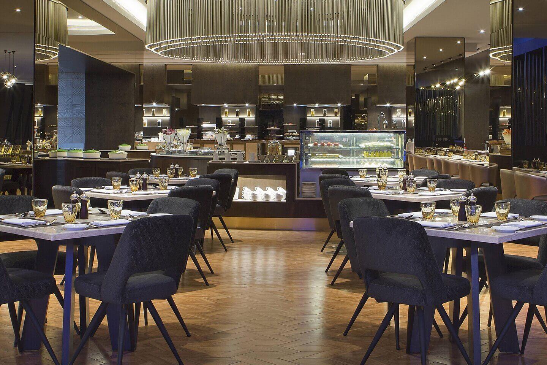 Le Meridien Kota Kinabalu Restaurant