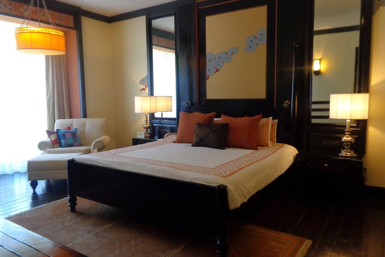 Taj Tashi Doppelzimmer