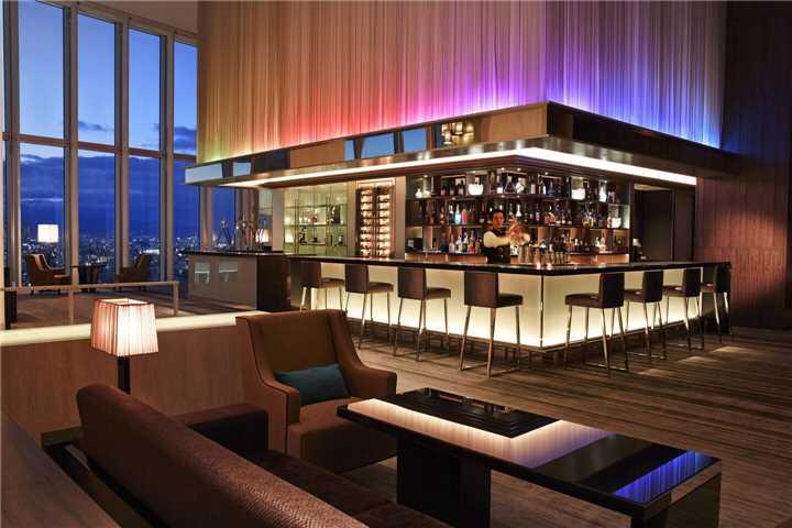 Osaka Marriott Miyako Hotel Bar