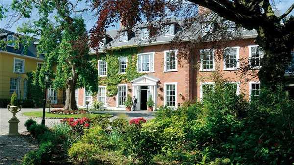 Hayfield Manor Hotel Cork Außenansicht