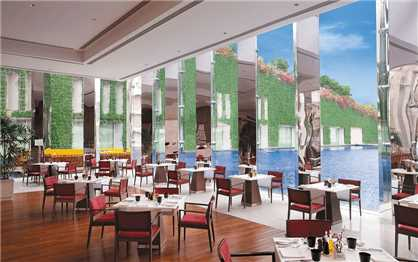 The Oberoi Gurgaon Restaurant