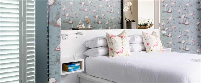 MannaBay Hotel Flamingo Zimmer