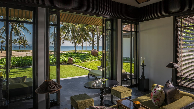 Four Seasons Resort the Nam Hai One Bedroom Ocean View Villa