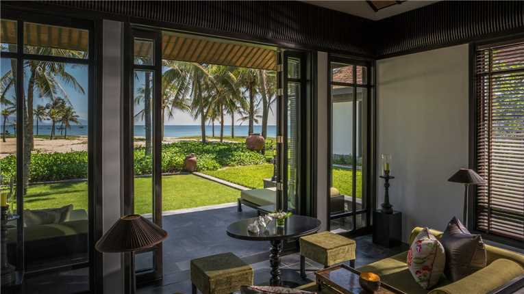 Four Seasons Resort the Nam Hai One Bedroom Ocean View Villa