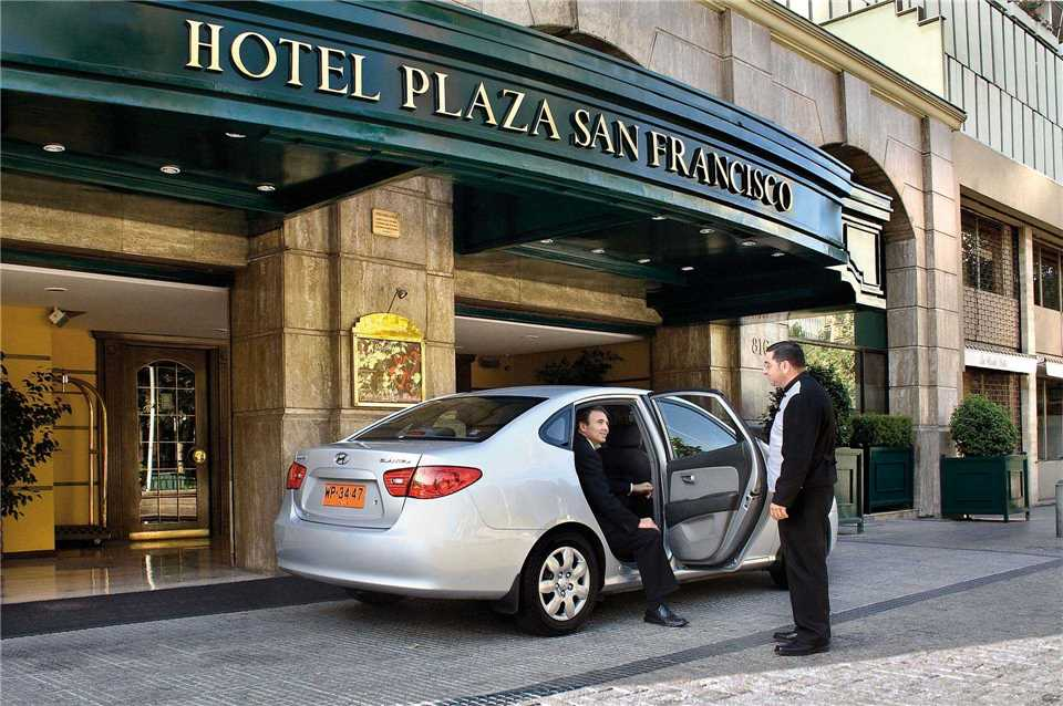 Plaza San Francisco Hotelansicht