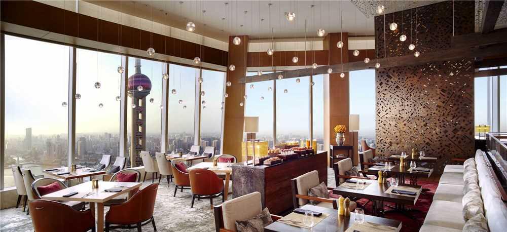 The Ritz-Carlton Shanghai Pudong Italien Restaurant