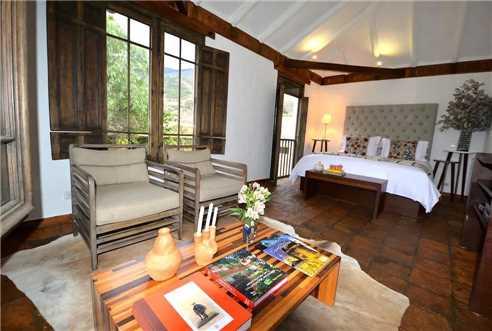 Casa Terra Doppelzimmer