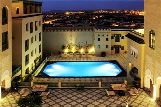 Palais Faraj Suites & Spa Pool