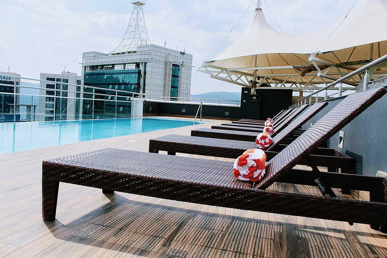 Ubumwe Grande Hotel Pool