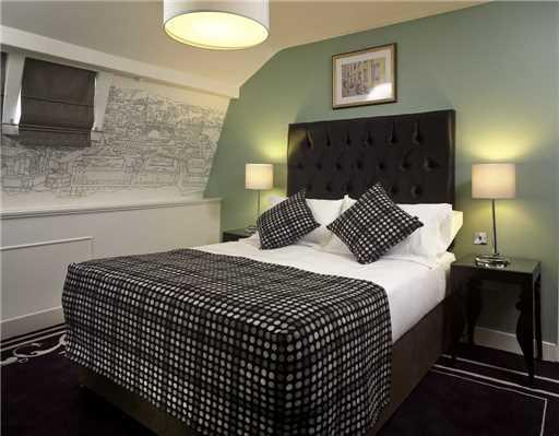 Francis Hotel Doppelzimmer