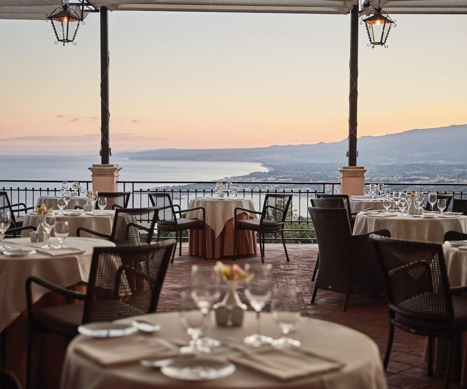 Belmond Grand Hotel Timeo Restaurant