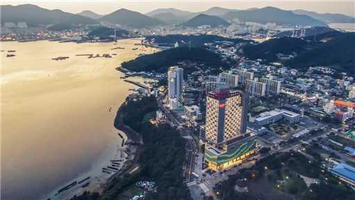 Ramada Plaza Yeosu Hotelansicht