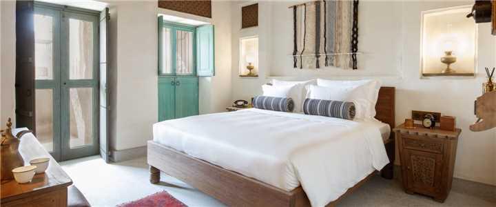 Al Seef Heritage Hotel Doppelzimmer