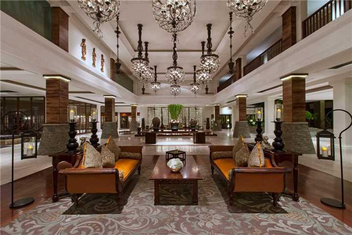 The St. Regis Bali Resort Empfangsbereich