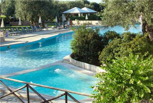Masseria San Domenico Pool