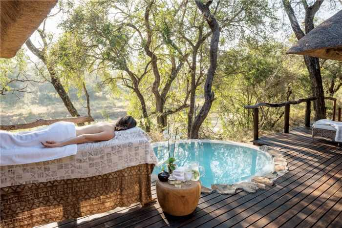 Dulini River Lodge Wellness