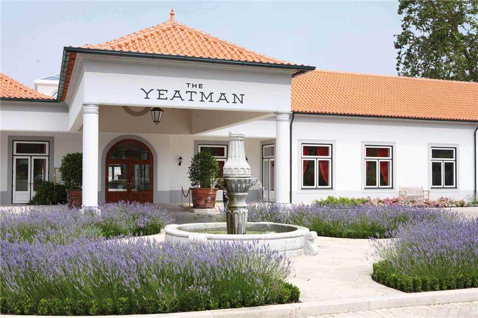 The Yeatman Hotelansicht