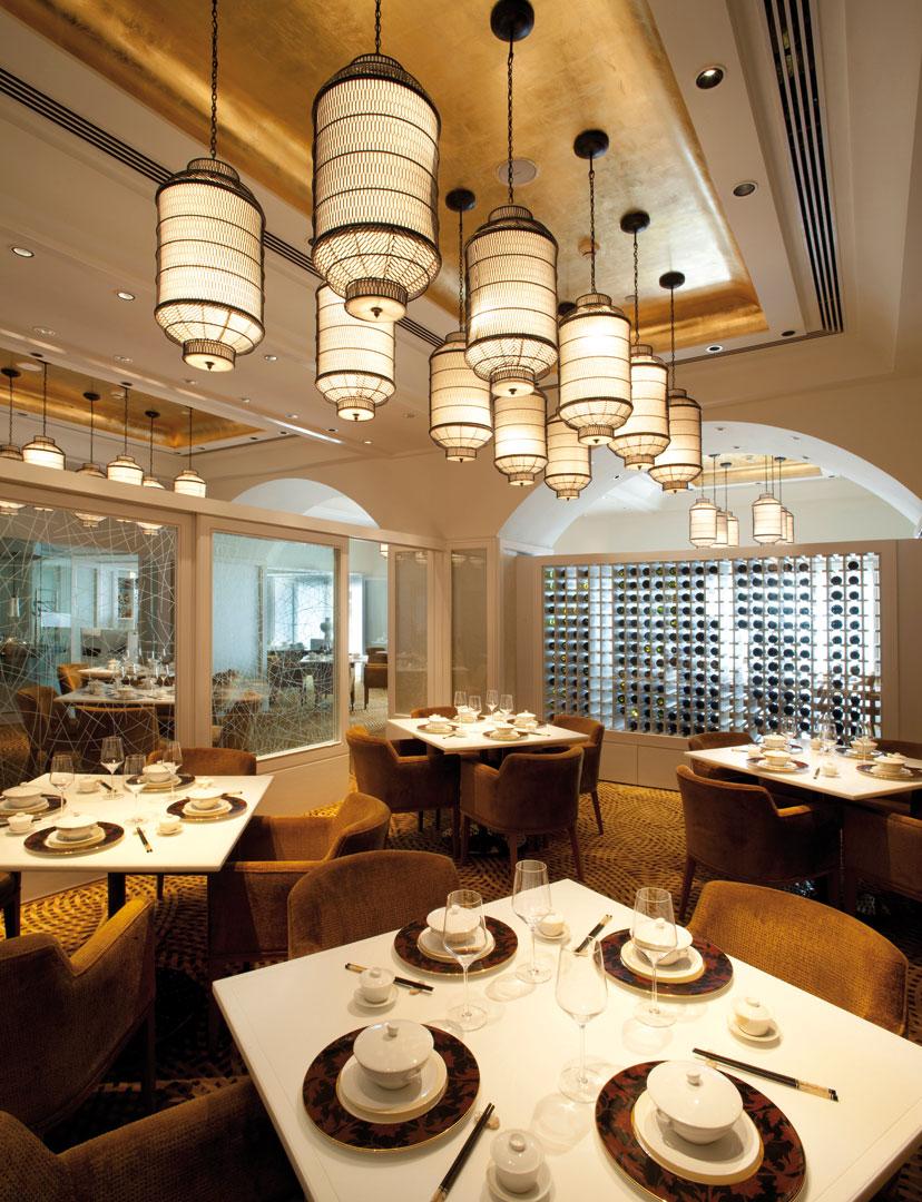 The Taj Mahal Palace Restaurant
