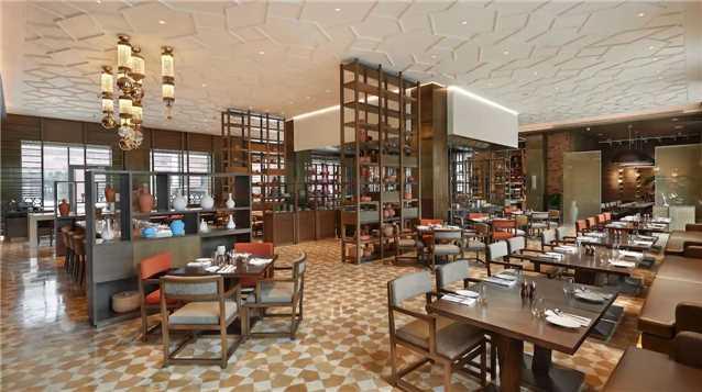 Hyatt Regency Tashkent Restaurant