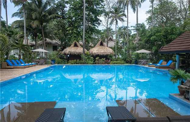 Daluyon Beach & Mountain Resort Pool