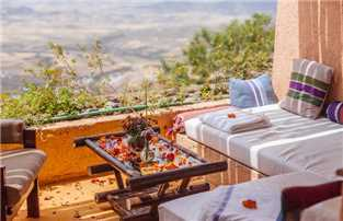 Maribela Hotel Balkon