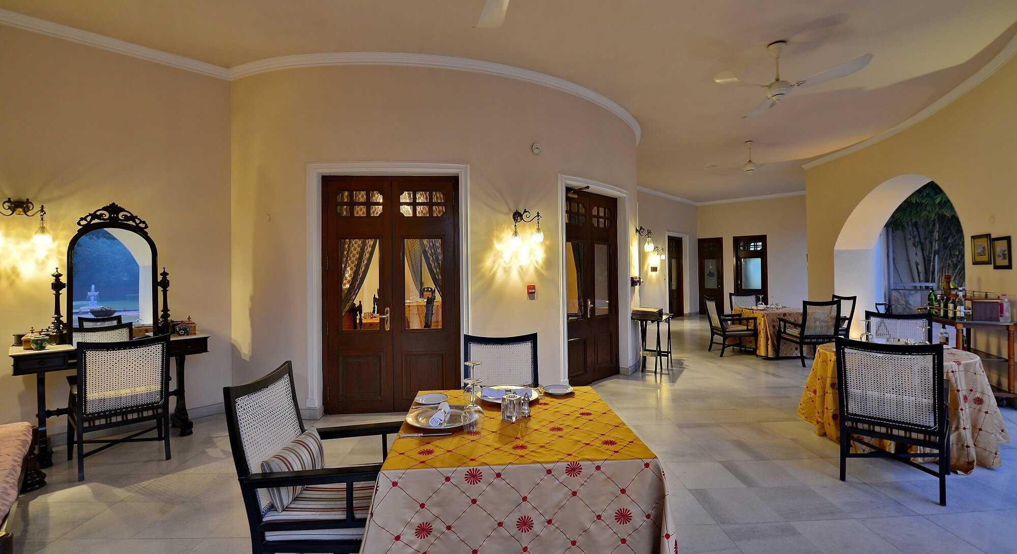 Taj Nadesar Palace Restaurant