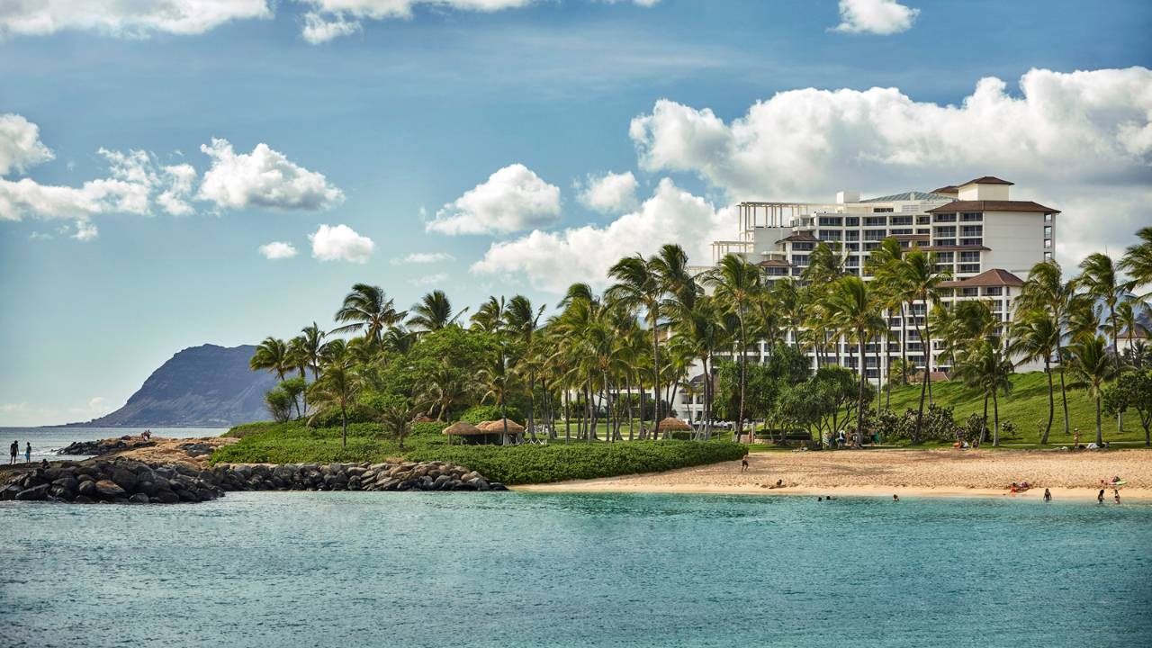 Four Seasons Oahu at Ko Olina Außenansicht