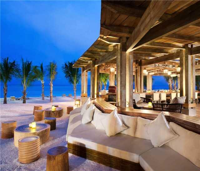 St. Regis Mauritius Resort Terrasse