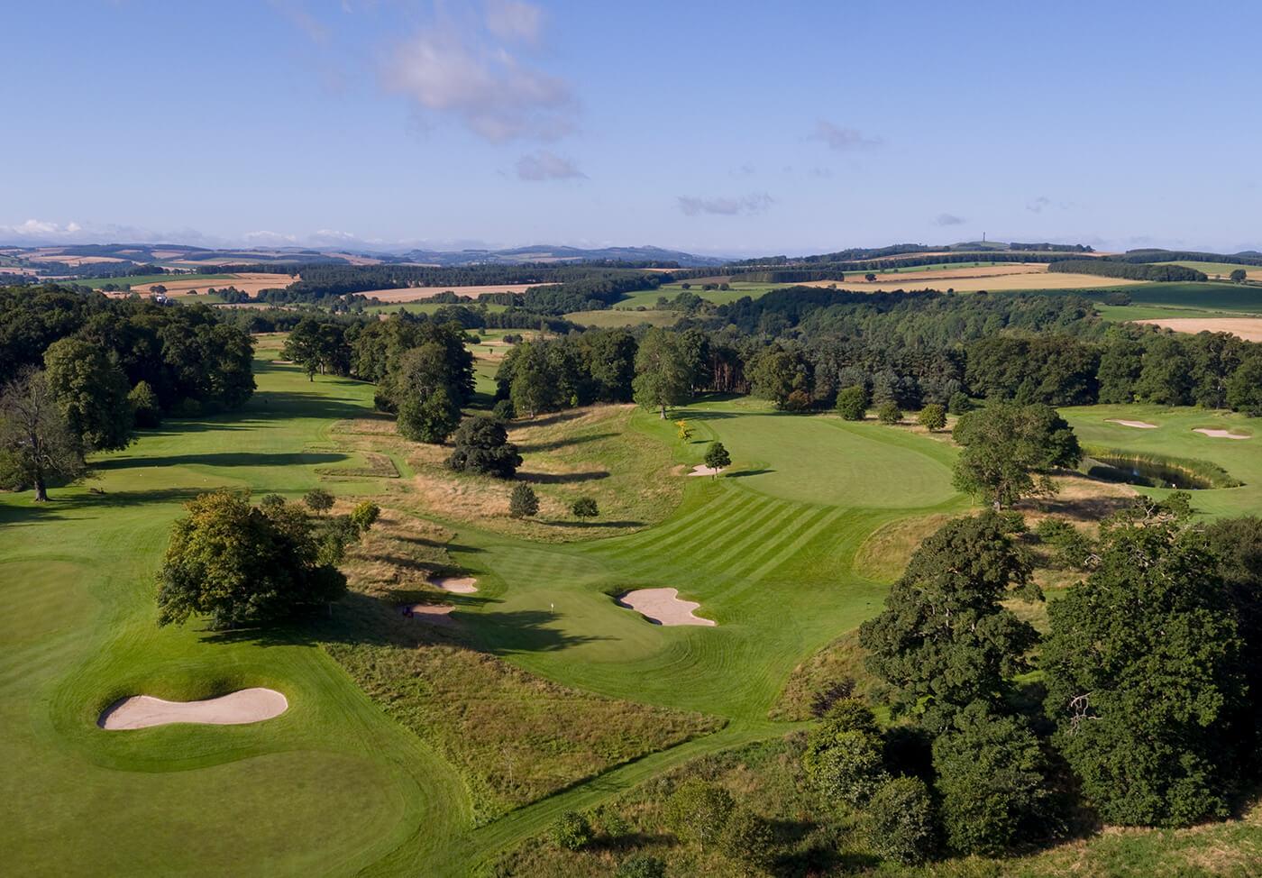 The Roxburghe Hotel & Golf Course Golf Course