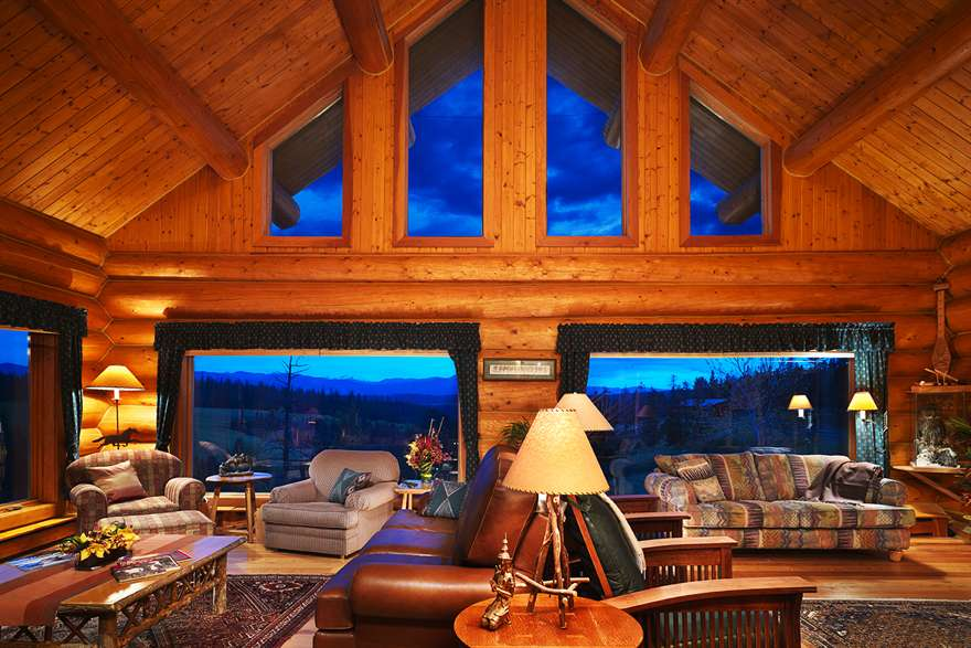 Echo Valley Ranch & Spa Lounge