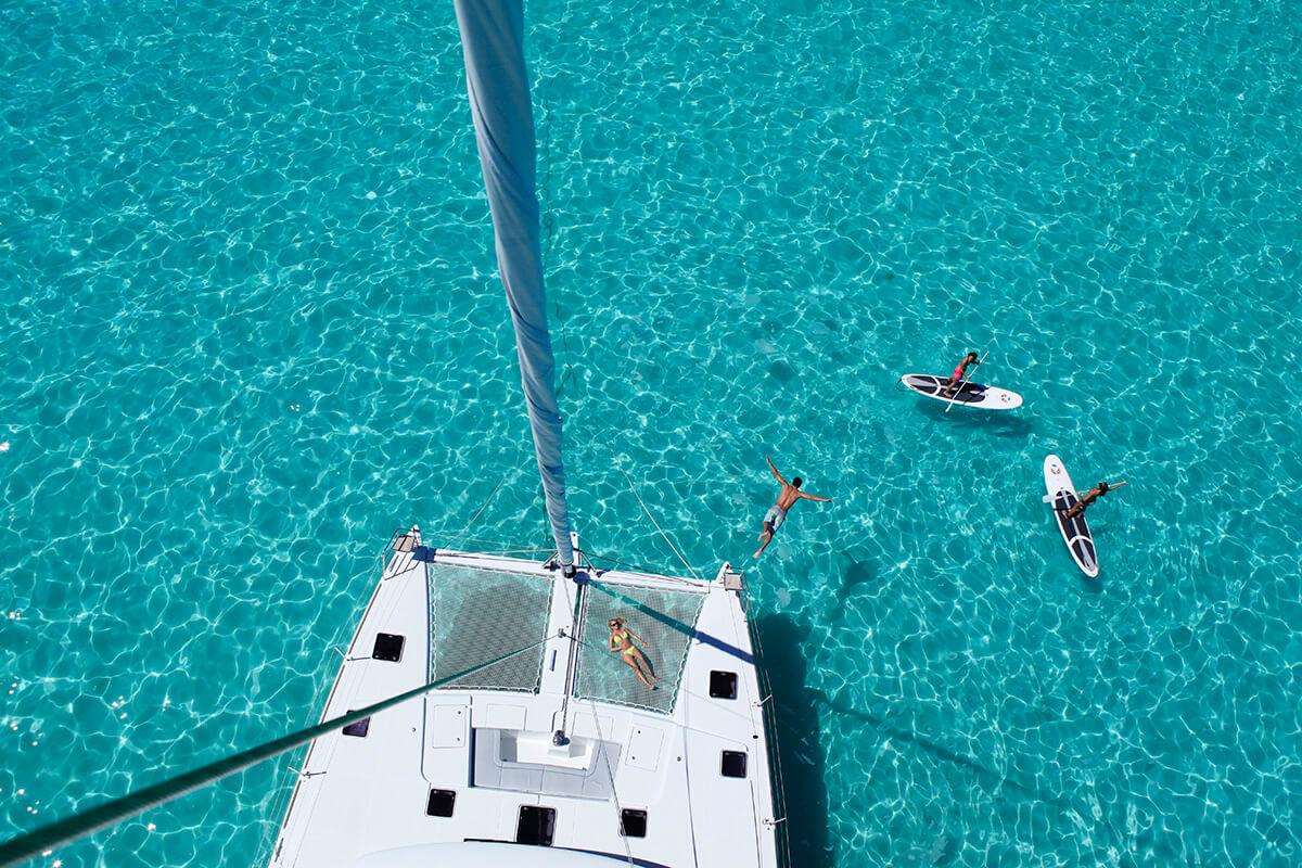 Iti Iti Classic Private Cruise erfrischende Abkuehlung