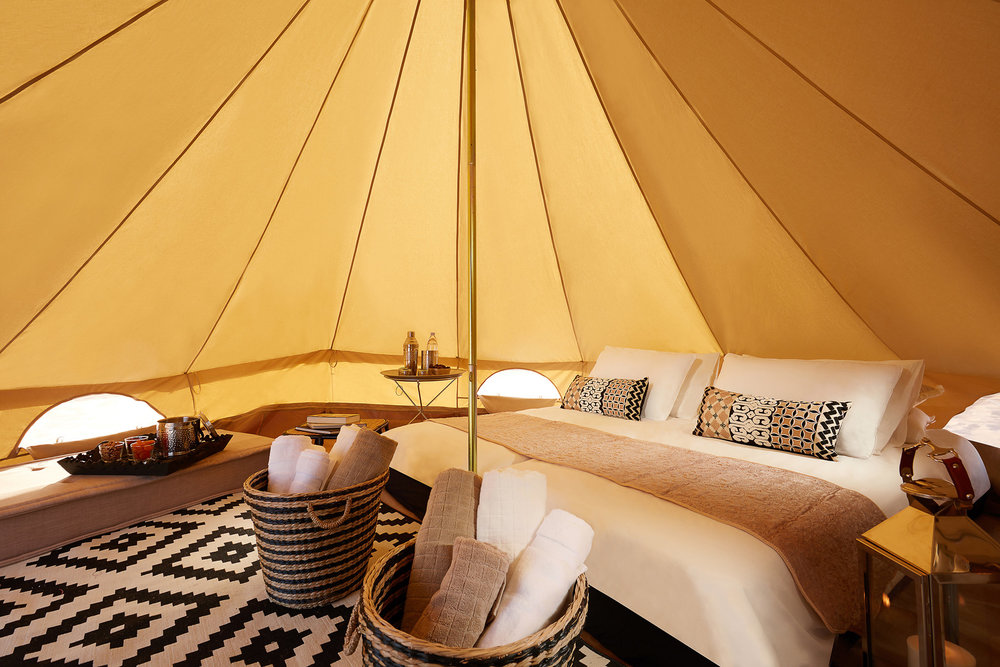 Magic Camp Wahiba Sands Zimmer