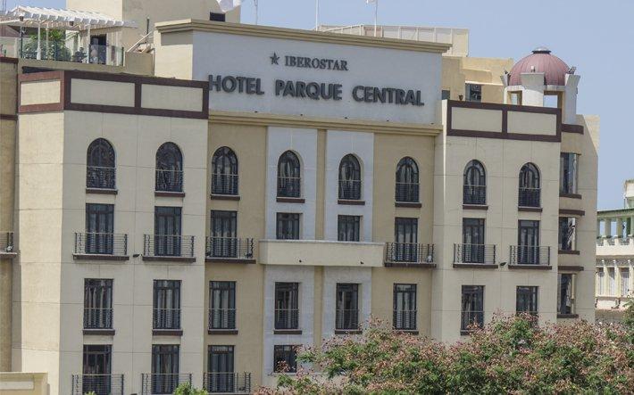 Iberostar Parque Central Hotelansicht