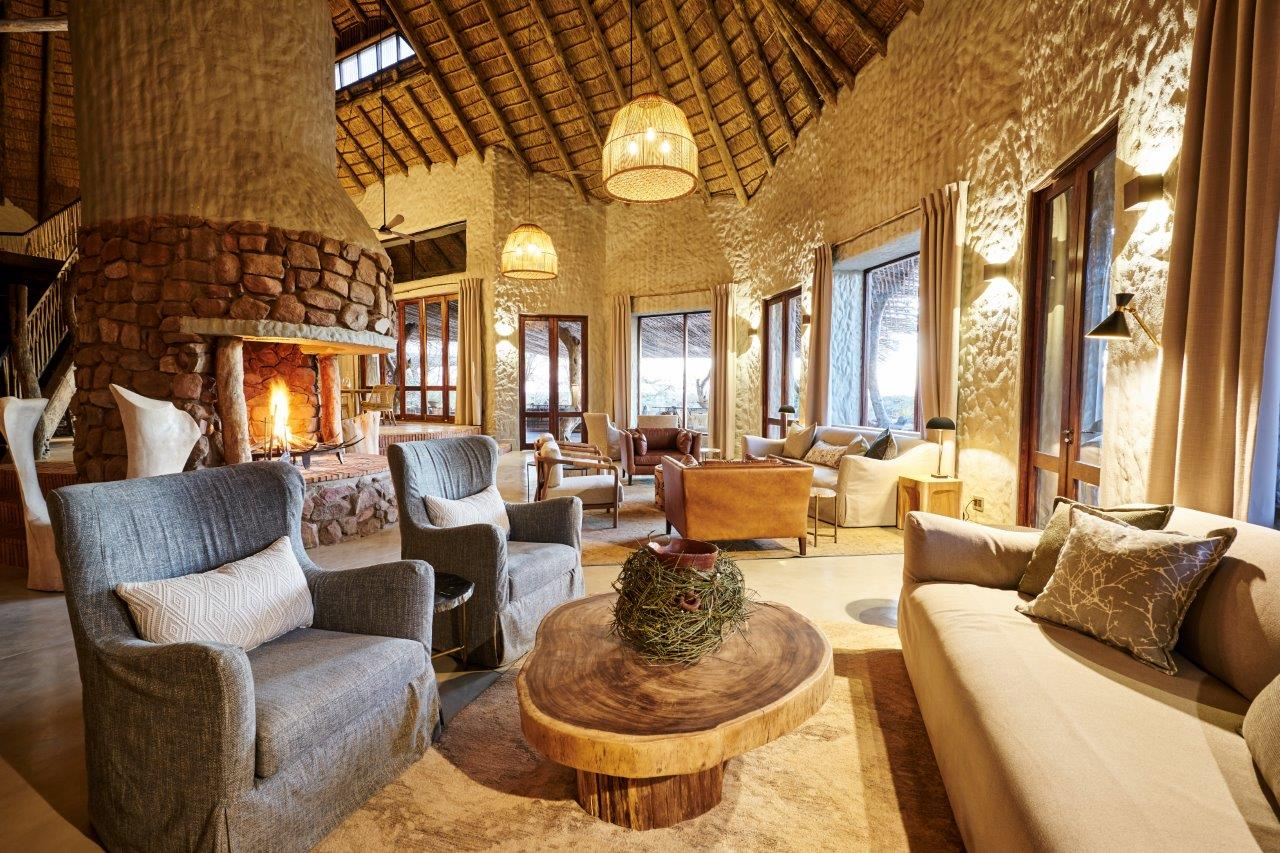 The Motse Lodge Lounge
