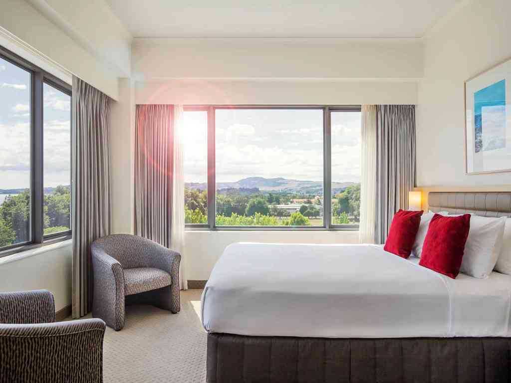 Novotel Rotorua Lakeside Doppelzimmer