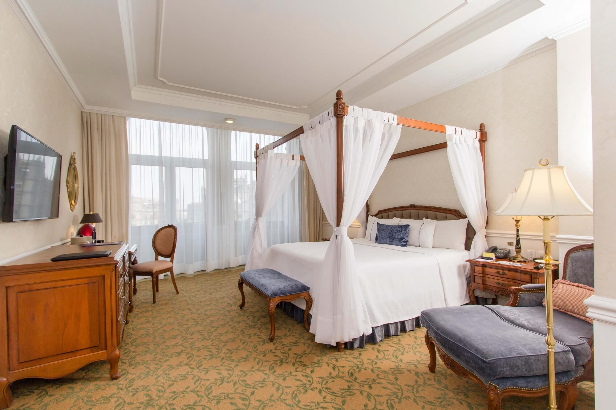 Gran Hotel Ciudad de Mexico Suite