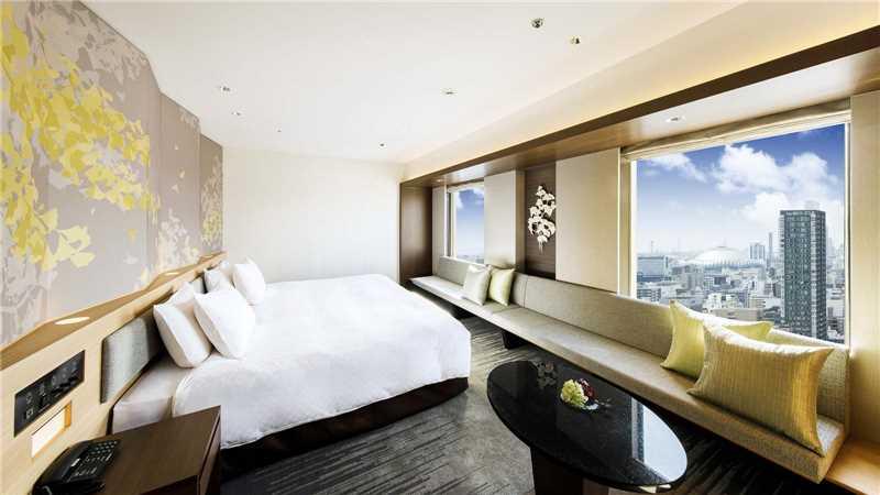 Nikko Osaka Doppelzimmer