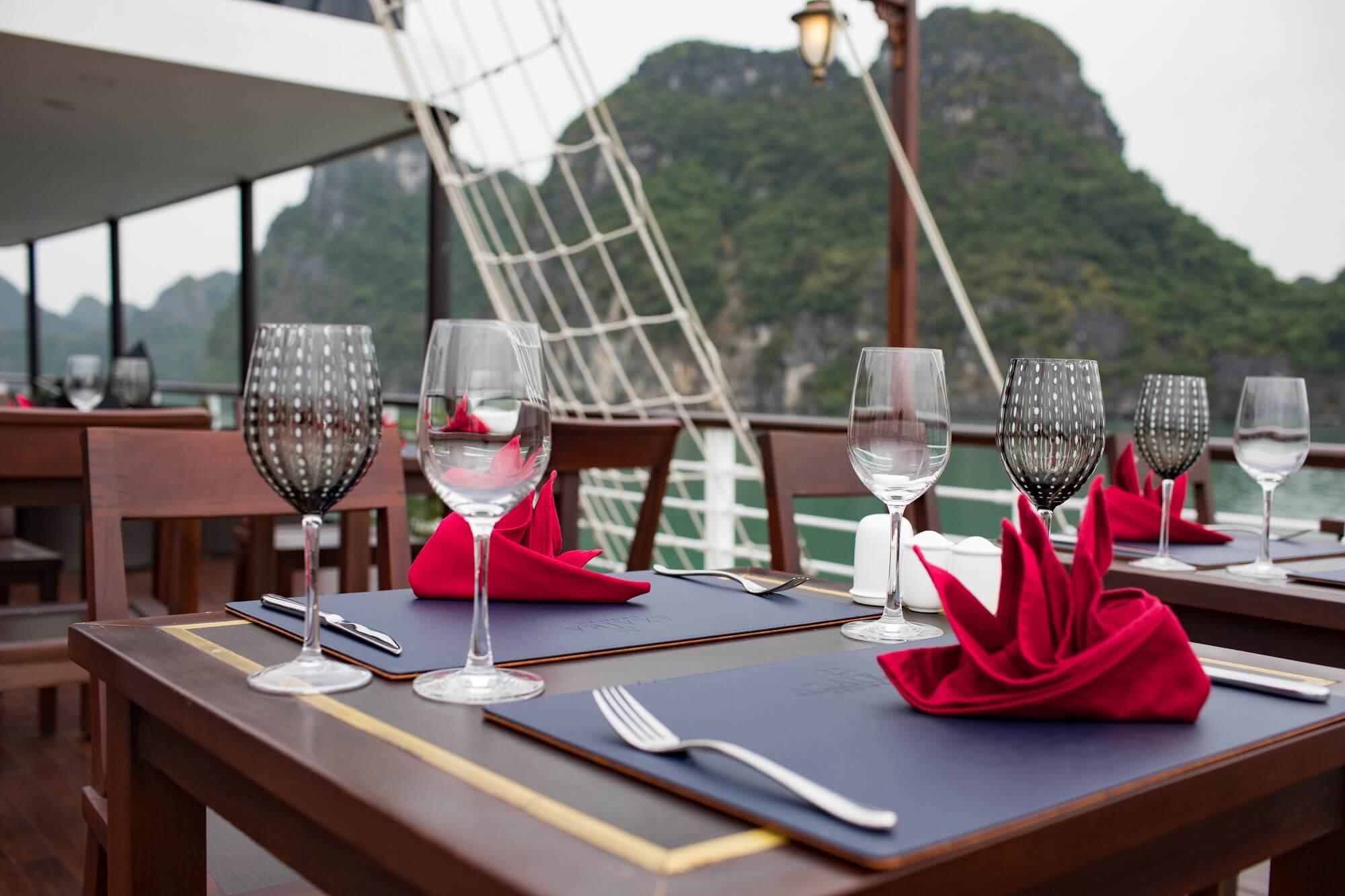Orchid Cruise Restaurant