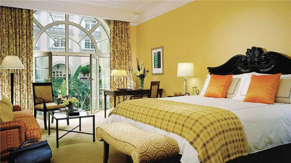 Four Seasons Hotel Mexico City Premier Room
