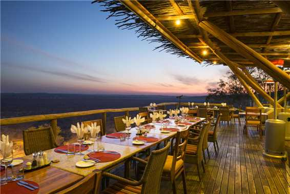 Ongava Lodge Restaurant