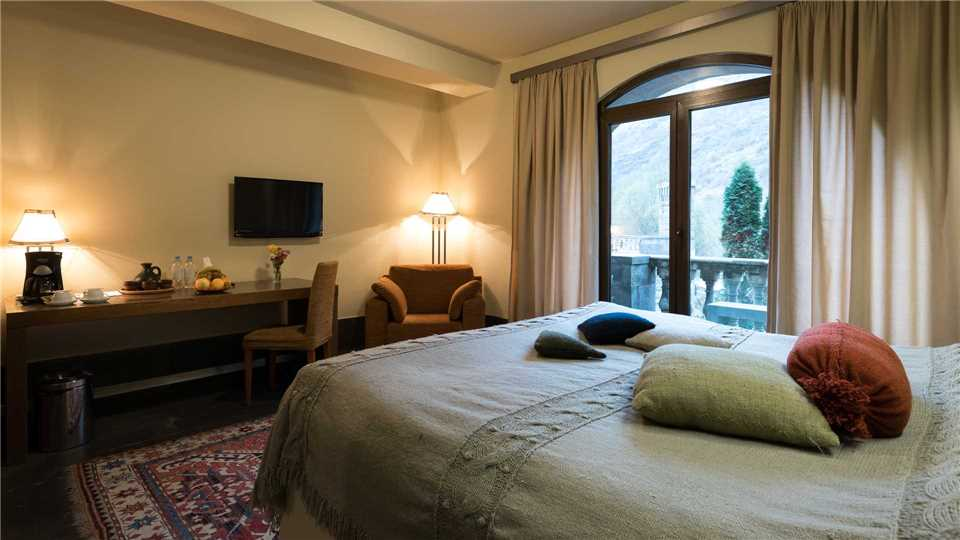 Tufenkian Avan Dzoraget Hotel Doppelzimmer